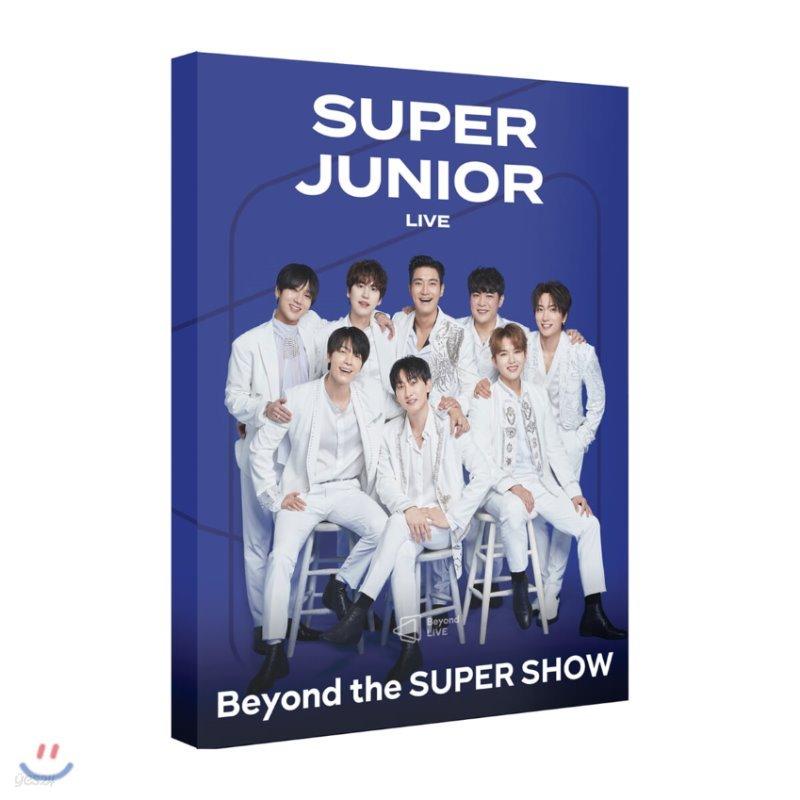 엽서세트_SUPER JUNIOR Beyond LIVE Beyond the SUPER SHOW