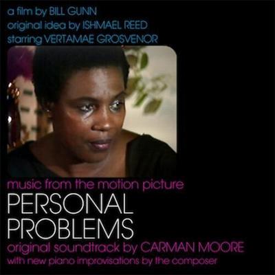 Carman Moore - Personal Problems (LP)(Soundtrack)