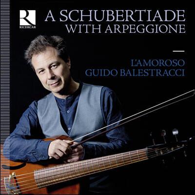 Guido Balestracci 아르페지오네로 연주하는 슈베르트 (A Schubertiade with Arpeggione)