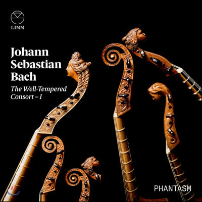 Phantasm 비올 콘소트로 연주하는 바흐 평균율 1집 (Bach: The Well-Tempered Consort)