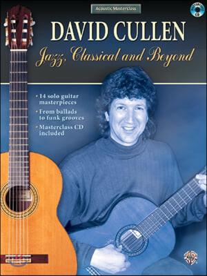 David Cullen (데이비드 쿨렌) - Jazz Classical And Beyond
