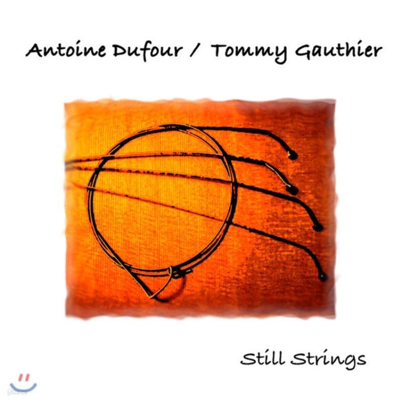 Antoine Dufour (안토인 듀퍼) - Still Strings