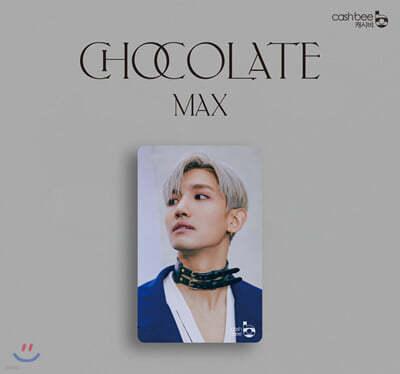 최강창민 (MAX) - 캐시비 교통카드 [GOLD ver.]