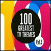 Prague Philharmonic Orchestra - 100 Greatest TV Themes, Vol. 3 (Soundtrack)(4CD)