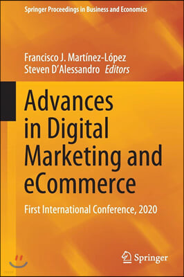 Advances in Digital Marketing and Ecommerce: First International Conference, 2020