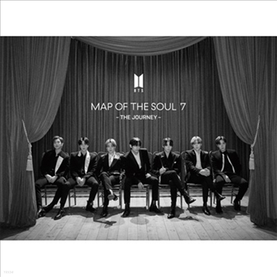 방탄소년단 (BTS) - Map Of The Soul: 7 ~The Journey~ (CD+Blu-ray) (초회한정반 A)