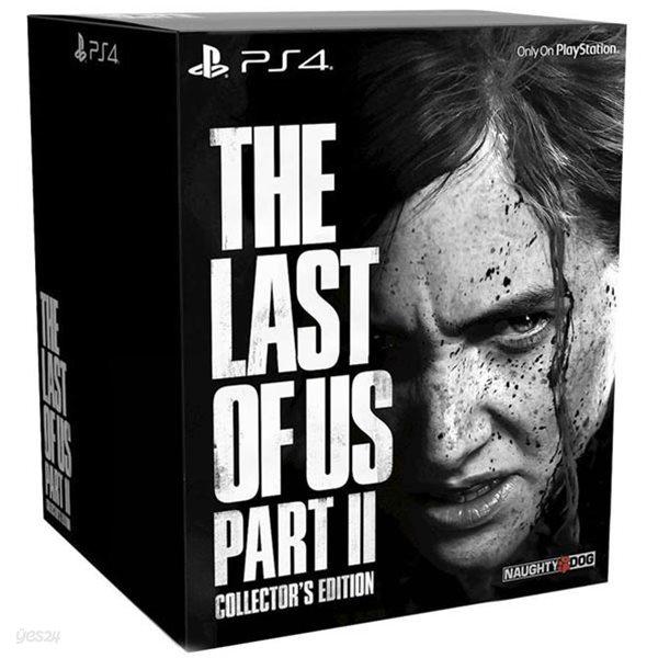 PS4 더 라스트 오브 어스 파트2 엘리 에디션