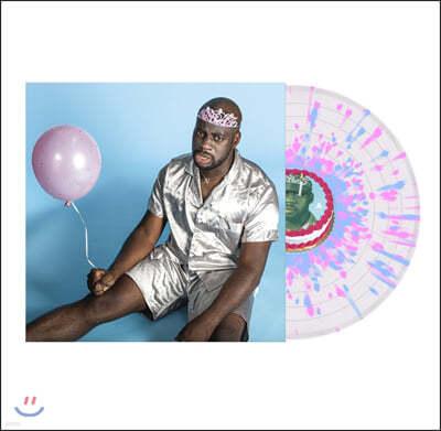 NNAMDI (은남디) - BRAT [투명 스플래터 컬러 LP]