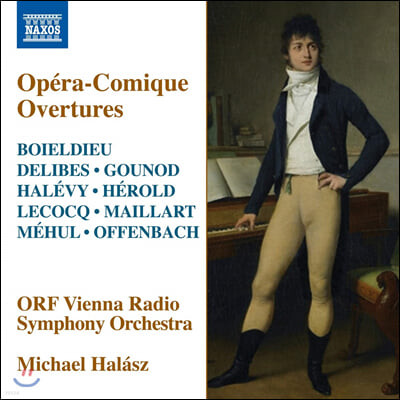Michael Halasz 오페라 코미크 서곡 작품집 (Opera-Comique Overtures)