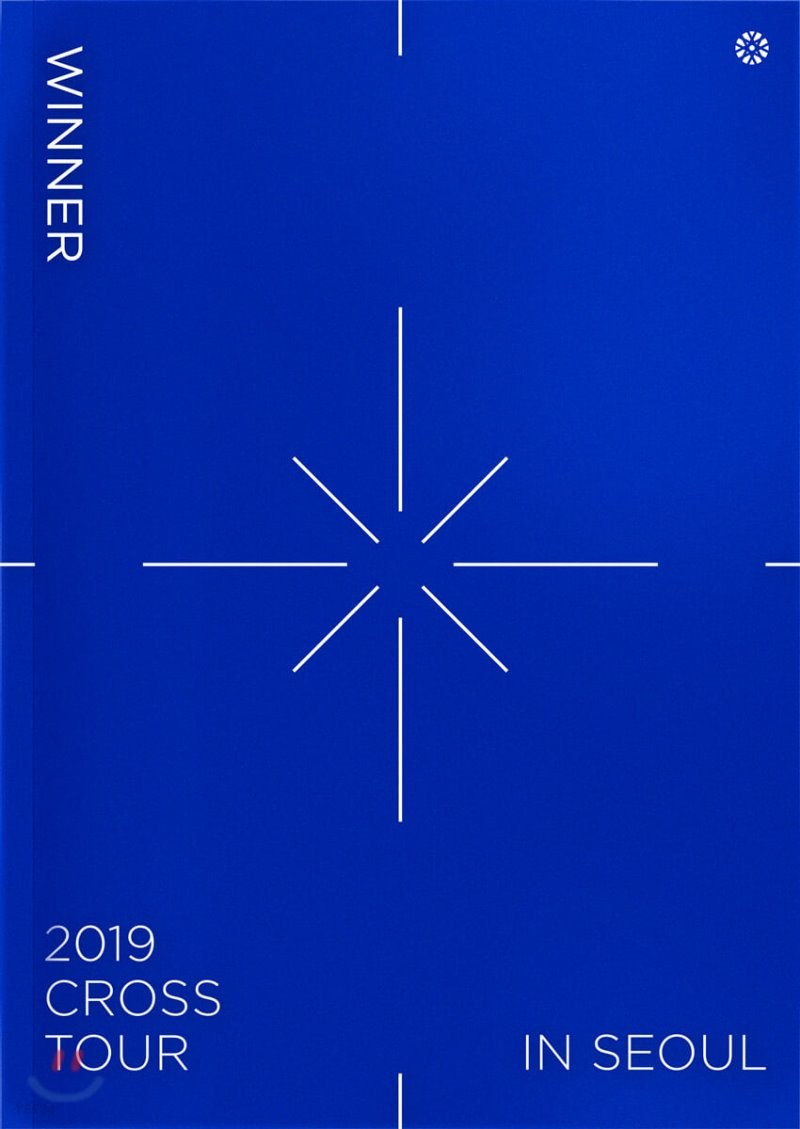위너 (Winner) - WINNER 2019 CROSS TOUR IN SEOUL [DVD+LIVE CD]