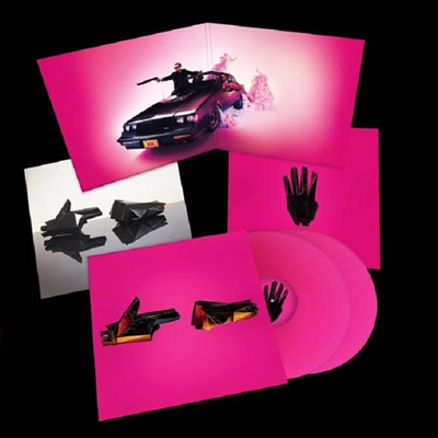 Run The Jewels - RTJ4 (Neon Magenta 2LP)