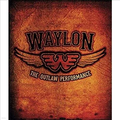 Waylon Jennings - Outlaw Performance (Super Jewel Box) (DVD)