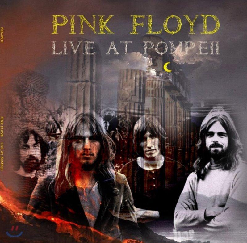 Pink Floyd (핑크 플로이드) - Live at Pompeii [픽쳐디스크 2LP]