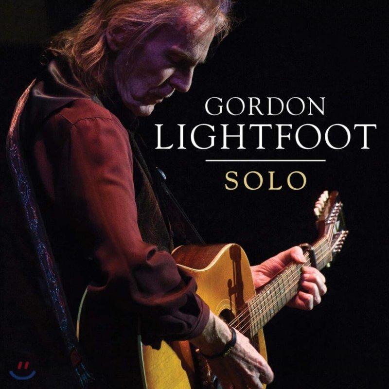 Gordon Lightfoot (고든 라이트풋) - Solo [LP]