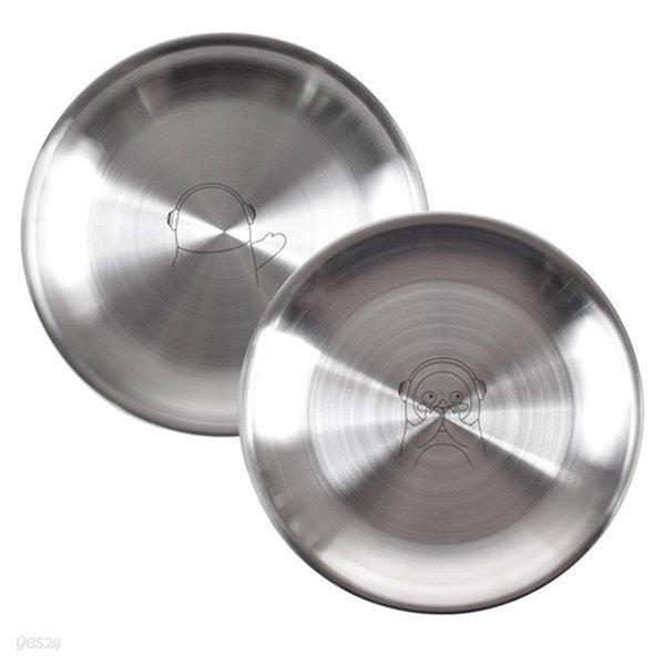 펭수 접시 [스텐접시 솔리드-22CM]