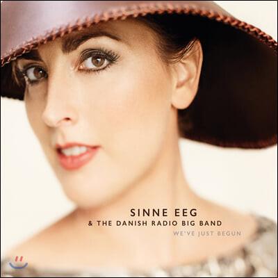 Sinne Eeg & The Danish Radio Big Band (시네 에이 앤 대니쉬 라디오 빅 밴드) - We`ve Just Begun [LP]