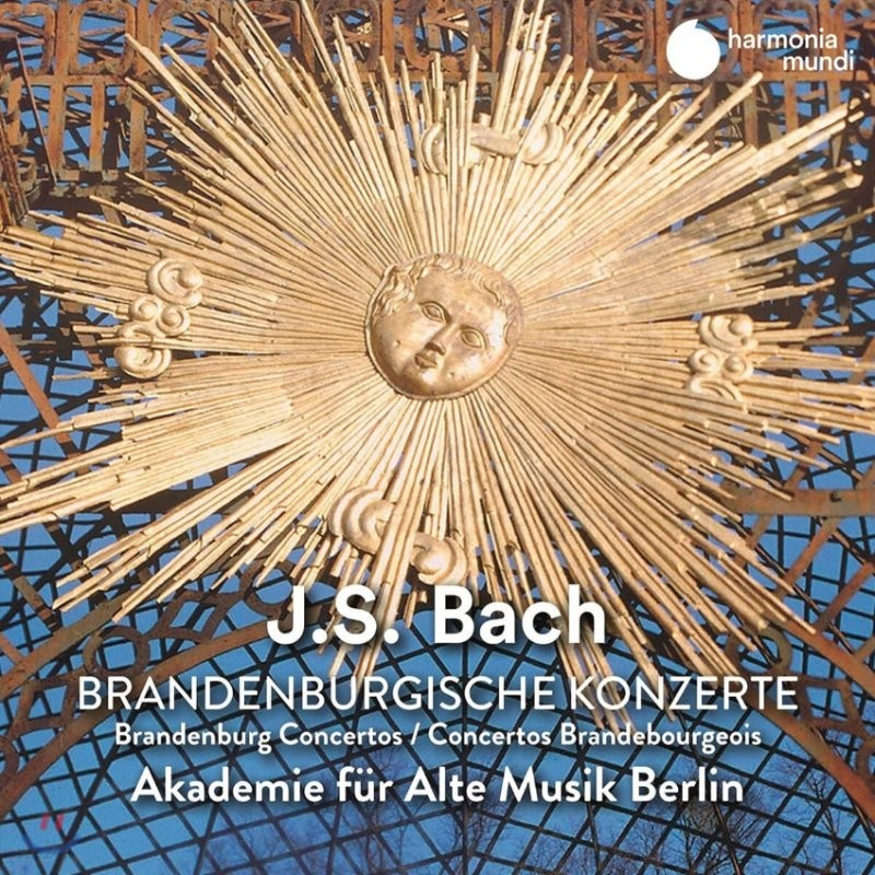Akademie fur Alte Musik Berlin 바흐: 브란덴부르크 협주곡 전곡 (Bach: Brandenburg Concertos)