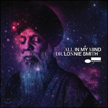 Dr. Lonnie Smith (닥터 로니 스미스) - All In My Mind [LP]