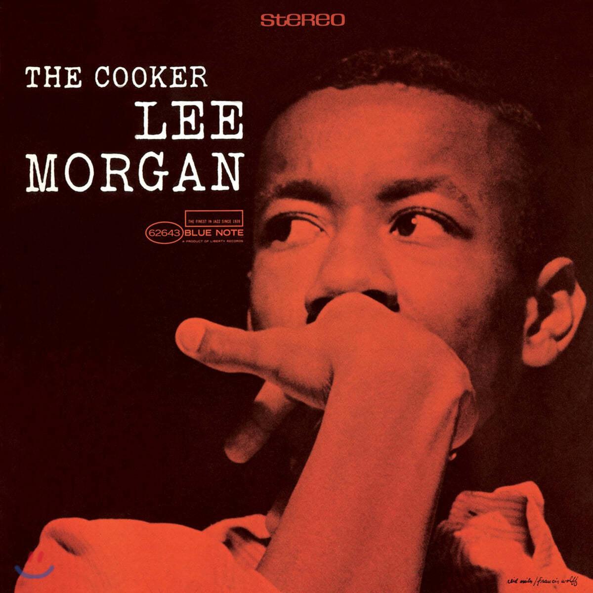 Lee Morgan (리 모건) - The Cooker [LP]