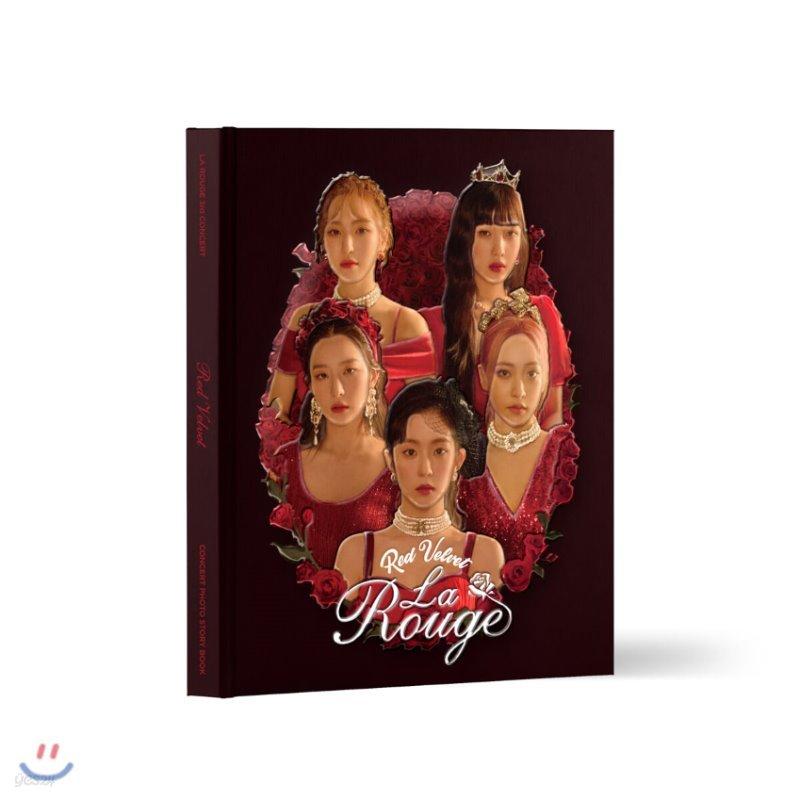 레드벨벳 (Red Velvet) - Red Velvet 3rd Concert - La Rouge 공연화보집