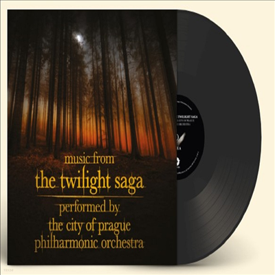 City Of Prague Philharmonic Orchestra - Music From The Twilight Saga (트와일라잇) (Ltd)(Soundtrack)(140g 2LP)