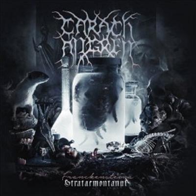 Carach Angren - Frankensteina Strataemontanus (Digipack)