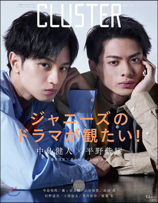 CLUSTER Vol.12 中島健人x平野紫耀