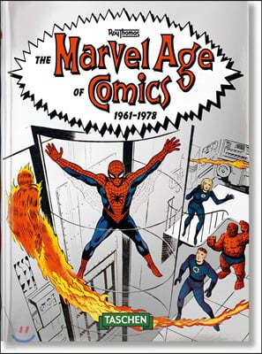 Marvel Age of Comics 1961-1978