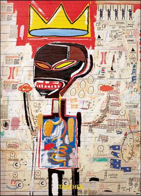 Basquiat  40th Anniversary Edition 바스키아 : 타셴 창간 40주년 기념판