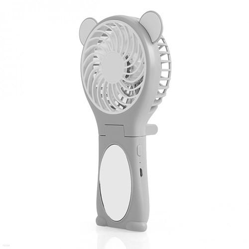 곰곰이 거울 핸디선풍기/USB선풍기 휴대용 미니선풍기