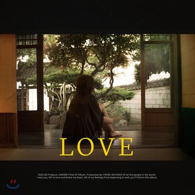 정키 EP - LOVE