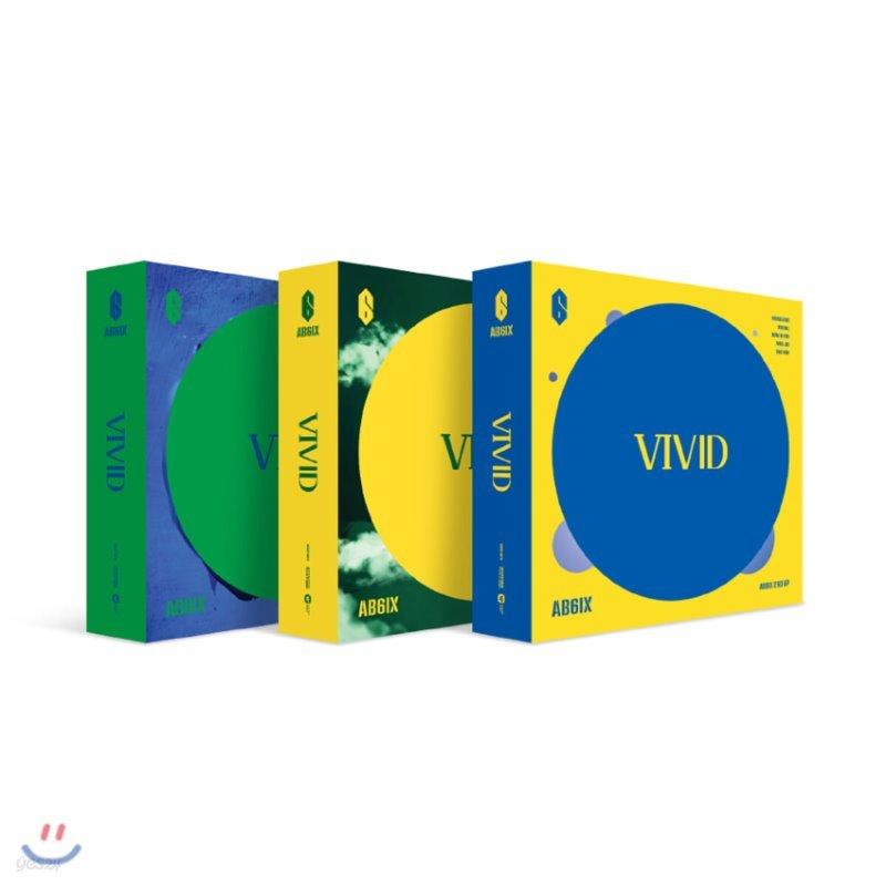 에이비식스 (AB6IX) - VIVID [V ver.]