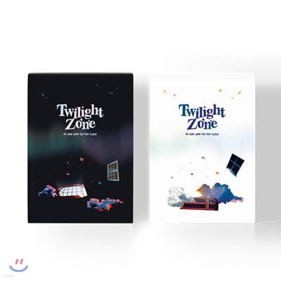 하성운 - 미니앨범 3집 : Twilight Zone [White ver.]