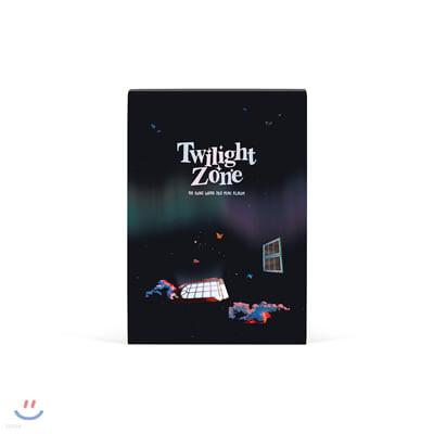 하성운 - 미니앨범 3집 : Twilight Zone [Black ver.]