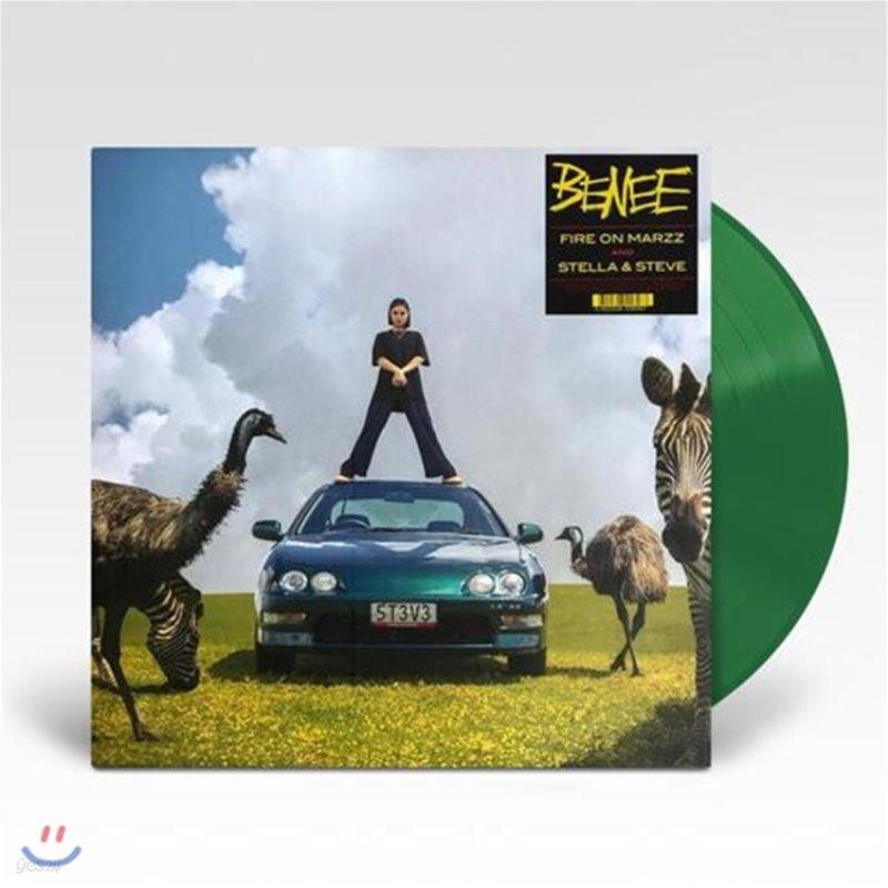BENEE (베니) - Fire On Marzz / Stella & Steve [그린 컬러 LP]