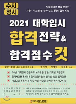 2021 대학입시 합격전략 & 합격점수 컷