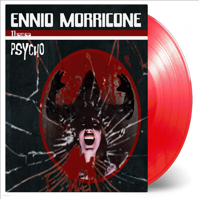 Ennio Morricone - Psycho (180g Gatefold Colored 2LP)
