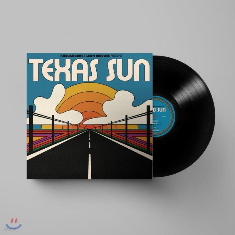 Khruangbin & Leon Bridges (크루앙빈 & 리온 브릿지스) - Texas Sun (EP) [LP]
