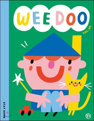 위 두 매거진 Wee Doo kids magazine (격월간) : Vol.09 [2020]
