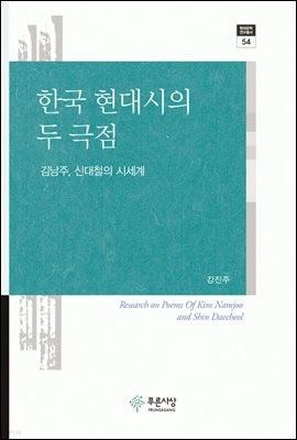 한국 현대시의 두 극점 - 김남주. 신대철의 시세계