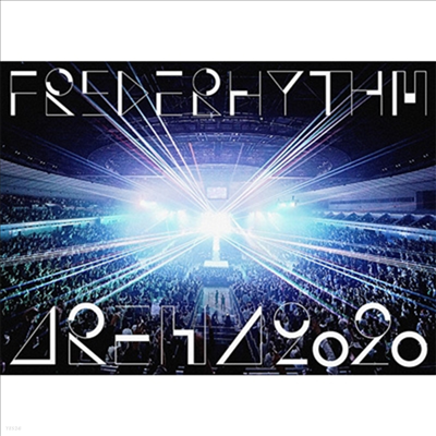 Frederic (프레드릭) - (Frederhythm Arena 2020-Owaranai Music-) At Yokohama Arena (Blu-ray)(Blu-ray)(2020)