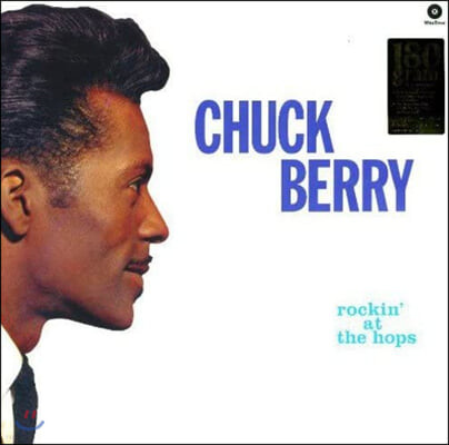 Chuck Berry (척 베리) - Rockin' At The Hops [LP]