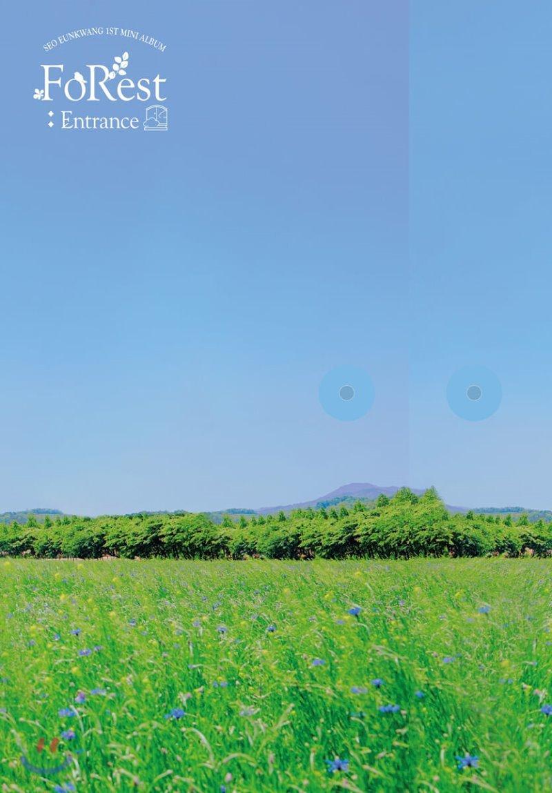 서은광 - 미니앨범 1집 : FoRest : Entrance [Silver ver.]