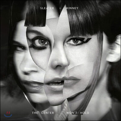 Sleater-Kinney (슬리터 키니) - The Center Won't Hold [LP]