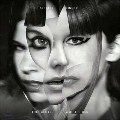 Sleater-Kinney (슬리터 키니) - The Center Won't Hold [LP+7인치 Vinyl]