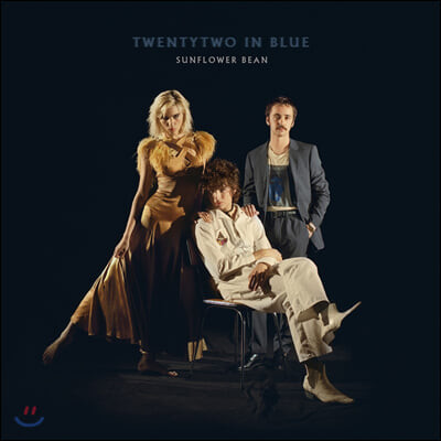 Sunflower Bean (선플라워 빈) - 2집 Twentytwo in Blue [LP]