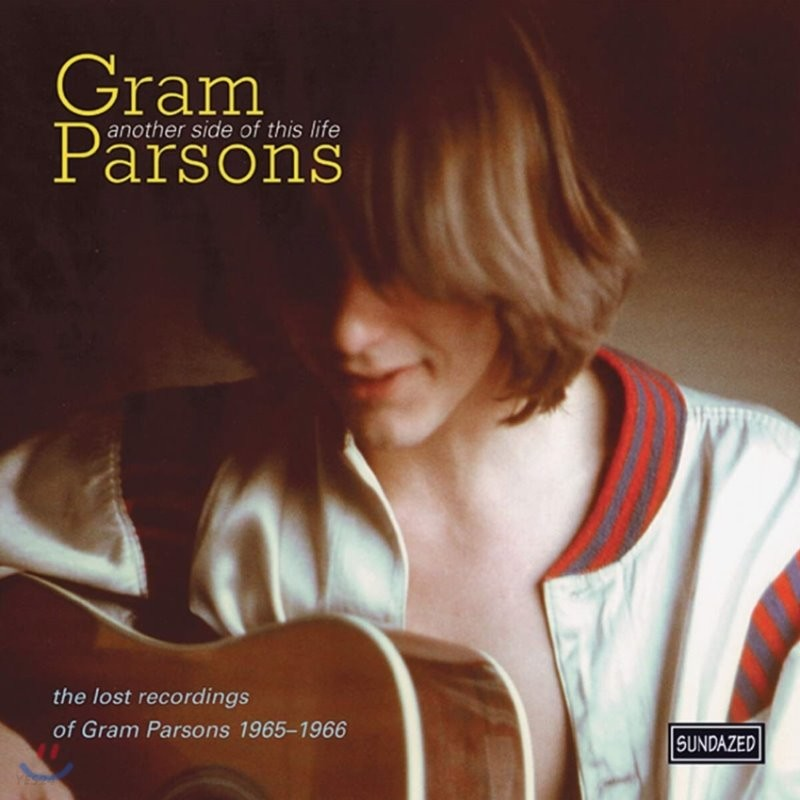 Gram Parsons (그램 파슨스) - Another Side of This Life [골드 컬러 LP]