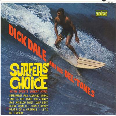 Dick Dale & His Del-Tones (딕 데일 앤 히스 델 톤스) - 1집 Surfers' Choice [골드 컬러 LP]
