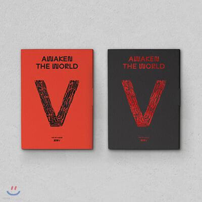 웨이션V (WayV) 1집 - Awaken The World [AWAKEN 또는 WORLD ver. 중 1종 발송]