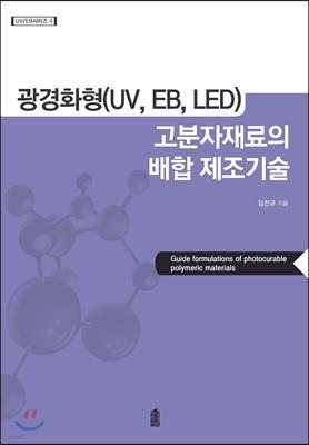 광경화형(UV, EB, LED) 고분자재료의 배합 제조기술
